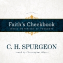 Faith's Checkbook - eAudiobook