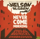 Never Come Morning - eAudiobook