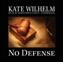 No Defense - eAudiobook