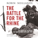 The Battle for the Rhine - eAudiobook