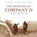 The Remains of Company D - eAudiobook