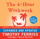 The 4-Hour Workweek, Expanded and Updated - eAudiobook