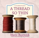 A Thread So Thin - eAudiobook