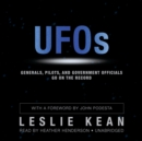 UFOs : Generals, Pilots, and Government Officials Go on the Record - eAudiobook