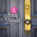 Stately Pursuits - eAudiobook