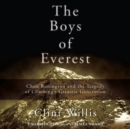The Boys of Everest - eAudiobook