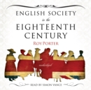 English Society in the Eighteenth Century - eAudiobook