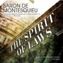 The Spirit of Laws - eAudiobook