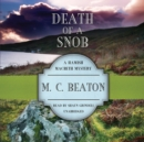 Death of a Snob - eAudiobook