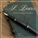 Some Everyday Thoughts - eAudiobook