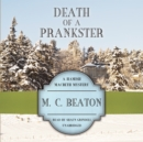 Death of a Prankster - eAudiobook