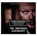 The Brothers Karamazov - eAudiobook