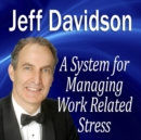 A System for Managing Work Related Stress - eAudiobook
