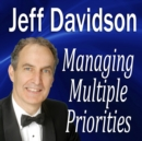 Managing Multiple Priorities - eAudiobook