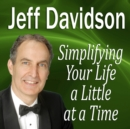 Simplifying Your Life a Little at a Time - eAudiobook