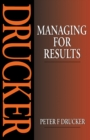 Managing for Results : Economic Tasks and Risk-Taking Decisions - eBook