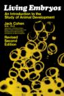 Living Embryos : An Introduction to the Study of Animal Development - eBook