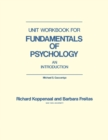 Unit Workbook for Fundamentals of Psychology : An Introduction - eBook