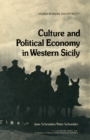 Culture and Political Economy in Western Sicily - eBook