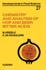 Chemistry and Analysis of Hop and Beer Bitter Acids - eBook