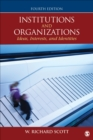 Institutions and Organizations : Ideas, Interests, and Identities - eBook
