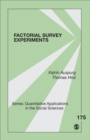 Factorial Survey Experiments - eBook