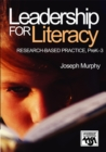 Leadership for Literacy : Research-Based Practice, PreK-3 - eBook