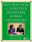 Best Practices for Effective Secondary School Counselors - eBook