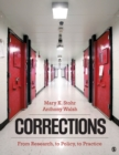 Corrections : From Research, to Policy, to Practice - eBook