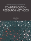 The SAGE Encyclopedia of Communication Research Methods - Book