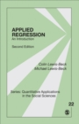 Applied Regression : An Introduction - eBook