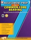 Assessment Prep for Common Core Reading, Grade 7 - eBook