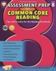 Assessment Prep for Common Core Reading, Grade 8 - eBook
