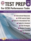 Test Prep for CCSS Performance Tasks, Grade 8 - eBook