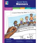 Social Skills Mini-Books Manners - eBook