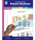 Social Skills Mini-Books School Routines - eBook