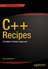 C++ Recipes : A Problem-Solution Approach - eBook