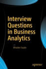 Interview Questions in Business Analytics - Book