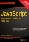 JavaScript Frameworks for Modern Web Dev - eBook