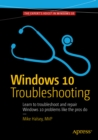 Windows 10 Troubleshooting - eBook