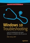 Windows 10 Troubleshooting - Book