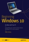 Beginning Windows 10 : Do More with Your PC - eBook