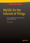 MySQL for the Internet of Things - eBook