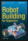 Robot Building for Beginners, Third Edition - Book