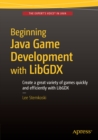 Beginning Java Game Development with LibGDX - eBook