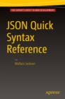 JSON Quick Syntax Reference - eBook