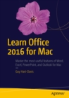 Learn Office 2016 for Mac - eBook