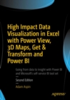 High Impact Data Visualization in Excel with Power View, 3D Maps, Get & Transform and Power BI - eBook
