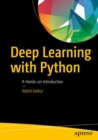 Deep Learning with Python : A Hands-on Introduction - eBook