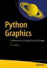 Python Graphics : A Reference for Creating 2D and 3D Images - Book